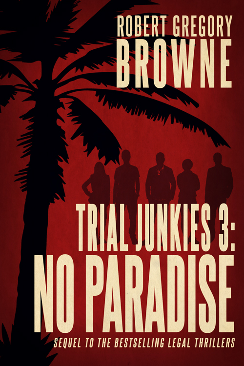 Trial Junkies 3: No Paradise