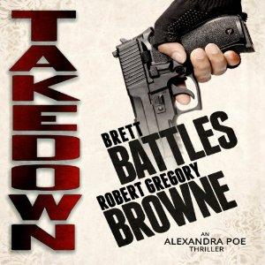 Takedown (An Alexandra Poe Thriller)